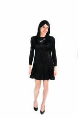 Velvet Dress 4 (Hannah McKnight) Tags:
