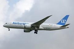 EC-MIG - LGW (B747GAL) Tags: air europa boeing b7878 dreamliner egkk lgw gatwick ecmig