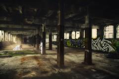 Lost Place Hamburg (maurice.1979) Tags: unheimliche unheimlich gruselig germany deutschland verlassendeorte verlassende verlassen fabriken fabrik ghost geist ruiene lostplace lost hamburg