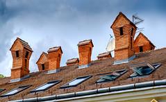 Vicces kémények - Funny chimneys  (2019.05) (Dzsózi) Tags: fujinonxf1855mmf284rlmois fujixt2