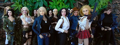 Agents Of BAM (Blondeactionman) Tags: phicen photography diorama dollphotography onesixth onesixthscale doll playscale agentofbam bamhq