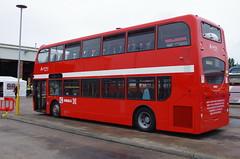 IMGP9969 (Steve Guess) Tags: white lund bus garage morecambe lancaster lancs lancashire england gb uk alexander dennis enviro 400 arriva ribble retro heritage livery nbc
