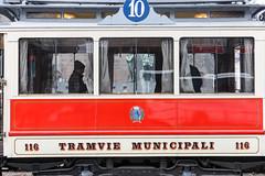 (Zioluc) Tags: torino tram piazzacastello street turin luciobeltrami