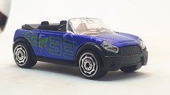 HTI BMW MINI CONVERTIBLE 1/64 (ambassador84 OVER 15 MILLION VIEWS. :-)) Tags: hti bmwminiconvertible diecast