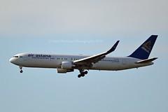 Air Astana P4-KEA Boeing 767-3KYER Winglets cn/42220-1060 @ EDDF / FRA 25-05-2019 (Nabil Molinari Photography) Tags: air astana p4kea boeing 7673kyer winglets cn422201060 eddf fra 25052019