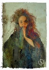 REMY ANAIS 1192 v1 (REMYRO) Tags: art cheveux color concept couleur éthnie éthnique fantasy femme illustration lumière noir peinture portrait sombre style surréaliste tableau textures théâtre