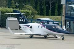 LX-WJB Honda HA-420 HondaJet (Jersey Airport Photography) Tags: lxwjb honda ha420 hondajet hdjt jer egjj wijet