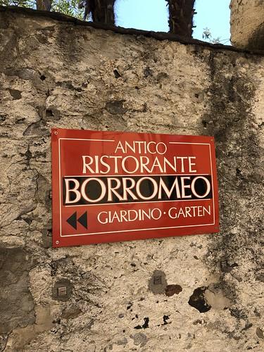 Antico Restaurant Borromeo