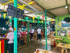 Canta Ranita, Lima Peru (Chicago_Tim) Tags: lima limaprovince peru outdoor restaurant cevicheria
