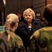 3. juni 2019: Statsministeren og forsvarsministeren besøkte Forsvarets spesialkommando (FSK) på Rena. Foto: Torbjørn Kjosvold, Forsvaret