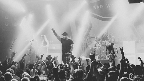 Bad Wolves - 5.24.19 - Hard Rock Hotel & Casino Sioux City