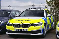 BX19 FZS (S11 AUN) Tags: thames valley police tvp bmw 530d xdrive estate touring anpr traffic car roads policing unit rpu 999 emergency vehicle bx19fzs