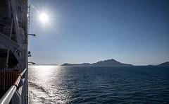 Überfahrt Fähre (Aeschbacher Hilde) Tags: golfvonpatras ionischesmeer griechenland