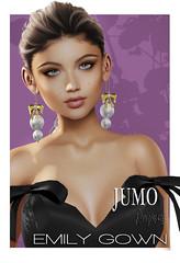 Emily Gown AD2 (junemonteiro) Tags: jumo originals chic glamour gown satin maitreya belleza slink