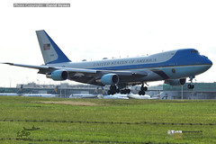 Air Force One 3 June 2019 London Stansted Donald Trump State Visit backlit VC25 29000 (bananamanuk79) Tags: planewatch pictures aviation airplane airport london flying flight runway air travel transport pilot avgeek airways takeoff departure flyer vehicle outdoor airliner jet jetliner flyers travelling jumbo logo livery painted airplanes aicraft photos airline airliners airlines trump donald uk visit president us force marines trumpuk donaldtrumpuk statevisit airforceone airforceonelondon londonstanstedairport boeingvc25a