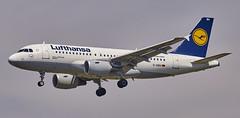 Lufthansa Airbus Airbus A319-112 D-AIBH (Andreas Gugau) Tags: frankfurt hessen deutschland daibh airbus a319112 airbis a319 319 lufthansa eddf fra