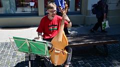 Gambe Spieler (manni0656) Tags: streetmusik busker gambe