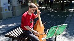 Gambe Spieler (manni0656) Tags: sankt petersburg gambe streetmusik