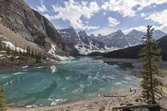 _MG_2349-HDR (warrengeorgebell) Tags: lakelouise lake moraine
