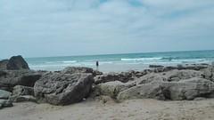 image (leomaria00) Tags: playa océano atlántico nubes rocas erosion paisajeconstructivo mareabaja beach ocean atlantic clouds rocks constructivelandscape lowtide