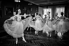 Ballet dancers #3 (Unicorn.mod) Tags: 2019 monochrome bw blackandwhite blackwhite girl girls female females ballet dance dancers balletdancers