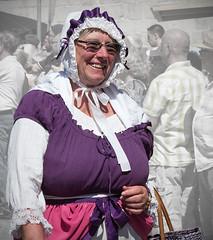 Sachsen-Anhalt-Tag in Quedlinburg (Helmut44) Tags: deutschland germany sachsenanhalt quedlinburg sachsenanhalttag festumzug feier kostüme historisch personen menschen