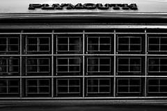 Plymouth (Tino Ellermann) Tags: alpha6000 sony a6000 alpha car oldtimer plymouth monochrome black schuppeneins bremerhaven schuppen1 transportation vehicle automobil retro vintage classiccar oldcar oldschool cars classiccars vintagecars auto drivetastefully classic carphotography vintagecar youngtimer inarow
