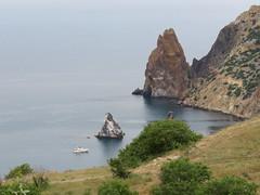 Cape Fiolent, Sevastopol. (Vitaly Giragosov) Tags: capefiolent crimea sevastopol russia blacksea севастополь крым россия чёрноеморе мысфиолент