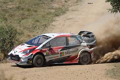 Kris Meeke, Toyota Yaris WRC (Vikuri) Tags: rally portugal rallydeportugal 2019 may june racing ralli rallying rallycar gravel dust motorsport canon kris meeke toyota yaris yariswrc gazoo gazooracing
