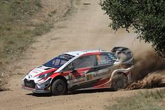 Ott Tänak, Toyota Yaris WRC (Vikuri) Tags: rally portugal rallydeportugal 2019 may june racing ralli rallying rallycar gravel dust motorsport canon gazooracing toyota yaris yariswrc ott tänak