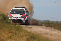 Ott Tänak, Toyota Yaris WRC (Vikuri) Tags: rallyportugal rallydeportugal rally portugal ralli racing motorsport rallying 2019 may june rallycar canon ott tänak toyota yaris yariswrc wrc