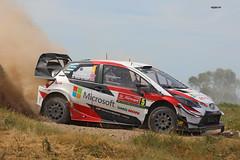 Kris Meeke, Toyota Yaris WRC (Vikuri) Tags: rallyportugal rallydeportugal rally portugal ralli racing motorsport rallying 2019 may june rallycar canon kris meeke toyota yaris yariswrc wrc gazooracing