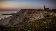 Bovbjerg Fyr (G. Warrink) Tags: denmark denemarken danmark jylland vestjylland jutland westjutland cimbricpeninsula cimbrianpeninsula outside outsideisfree bovbjerg klint cliff bovbjergklint ferring bovbjergfyr lighthouse