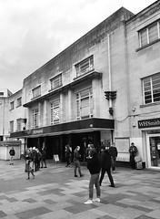 Richmond (R~P~M) Tags: train railway station london richmond building southwesternrailway londonunderground londonoverground england uk unitedkingdom greatbritain richmonduponthames
