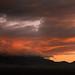 Desert Rain Sunset