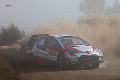 Kris Meeke, Toyota Yaris WRC (Vikuri) Tags: rallyportugal rallydeportugal rally portugal ralli racing motorsport rallying 2019 may june rallycar canon kris meeke toyota yaris yariswrc gazooracing wrc