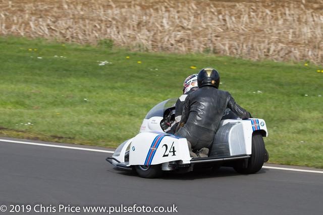 CRMC Castle Combe Race 3 Classic  SIdecars