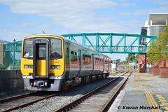2605+2616 at Cobh, 19/5/19 (hurricanemk1c) Tags: thecorkstopper bls branchlinesociety railways railway train trains irish rail irishrail iarnród éireann iarnródéireann 2019 class2600 commuter tokyucarcorp 1040cobhmallow 2605 cobh