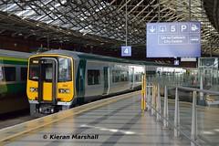 2605+2616 arrive at Cork, 19/5/19 (hurricanemk1c) Tags: thecorkstopper bls branchlinesociety railways railway train trains irish rail irishrail iarnród éireann iarnródéireann 2019 class2600 commuter tokyucarcorp 0840corkmidleton 2605 cork