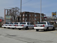 Gary Police Department (Evan Manley) Tags: garypolicedepartment garyindianapolicedepartment gary indiana policedepartment fordcrownvictoria policecar crownvictoria crownvic
