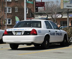 Gary Police Department (Evan Manley) Tags: gary indiana policedepartment fordcrownvictoria policecar crownvictoria crownvic