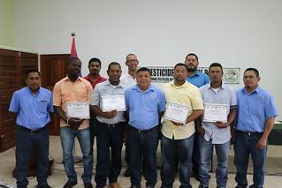 PCB Training Certification Ceremony