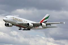 A6-EDR - LHR (B747GAL) Tags: emirates airbus a380861 lhr heathrow egll a6edr