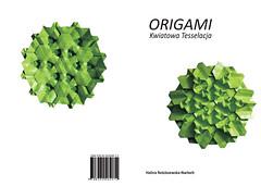 Flower (haligami) Tags: haligami tessellation origami flower