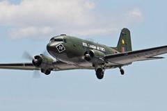 "C-47 Dakota - CWH ""FZ692"" (Derek Mickeloff) Tags: canon 7d cwh dakota fz692 canadian warplane heritage museum yhm hamilton 2019 rcaf"