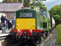 D8568 Chinnor 07.08.11 (Sarum33) Tags: chinnor princes risborough railway d8568 class17