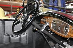 Packard Model 526 Phaeton (1928) (Mc Steff) Tags: dashboard armaturenbrett packard model 526 phaeton 1928 retroclassicsstuttgart2018