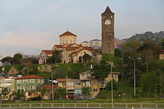 Hagia Sophia, Trabzon (zavar_vera) Tags: trabzon hagiasophia church mosque fresco turkey
