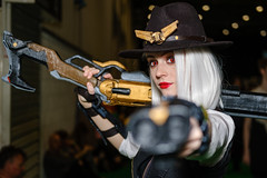 Ashe - Overwatch (timz2011) Tags: mcmlondoncomicconmay2019 mcmlondoncomiccon mcm comiccon anime gaming film cosplay ashe overwatch