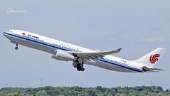 B-5919 Air China Airbus A330-300 cn 1413 DUS/EDDL (thule100) Tags: b5919 airchina airbusa330300 cn1413 dus eddl frankkrause